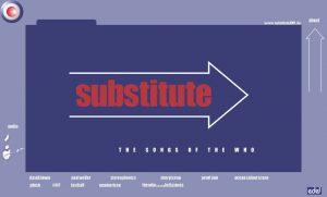Subsitute 2001