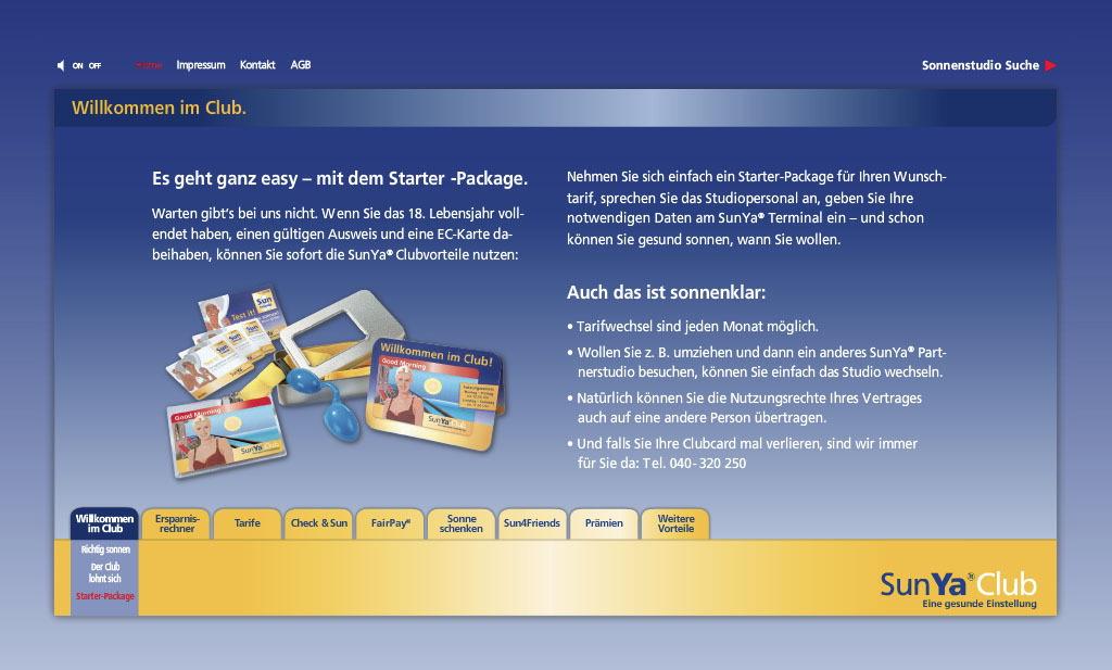 SunYa® Club GmbH 2008