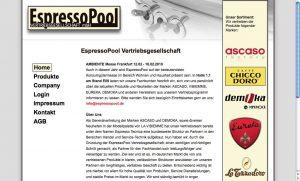 EspressoPool GmbH 2009
