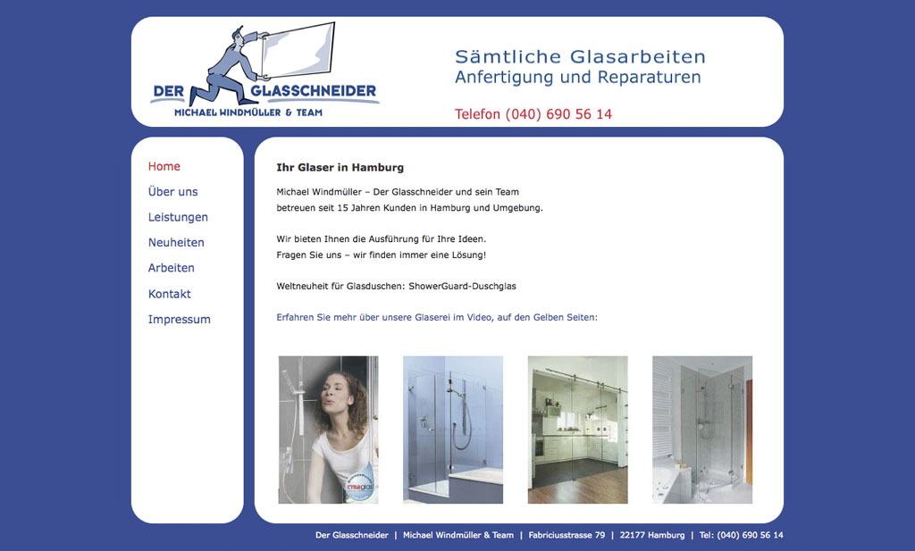 Der Glasschneider - Michael Windmüller & Team