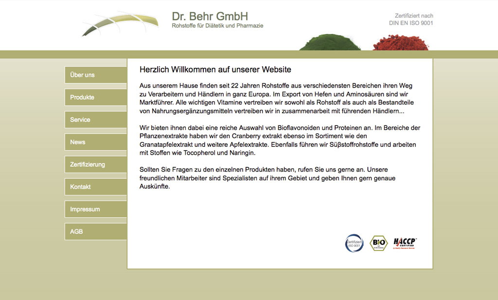 Dr. Behr GmbH