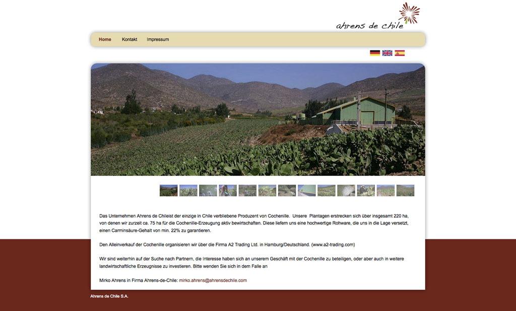 Ahrens de Chile