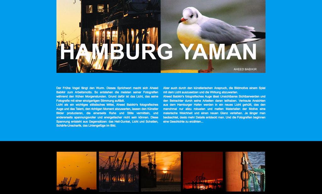 Hamburg Yaman