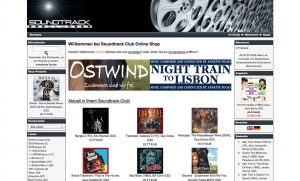 Soundtrack Club 2013