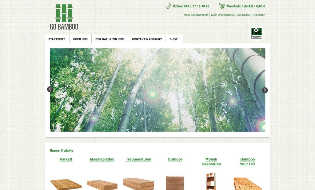 Go Bamboo GmbH