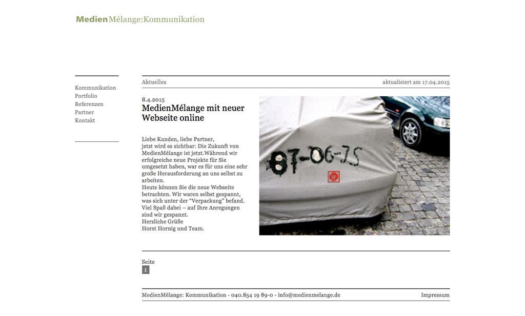 MedienMélange: Kommunikation
